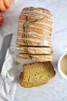 Pumpkin bread with maple drizzle | Pumpkin bread recipe | fall recipe | autumn recipe | pumpkin recipe