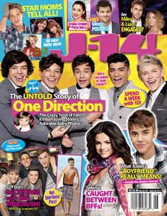 this magazine.<3 the only reason i buy magazines anymore is if One Direction is on it...