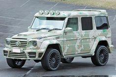 Mercedes-Benz G63 AMG #Mansory Sahara Edition #mbhess #mbtuning