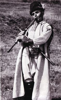 Кавалджия от Михайловградско Kaval player from Mihaylovgrad region