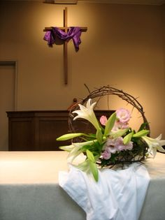 Easter Decorating Ideas For Church easter decorations for church | saint paul today: beautiful church