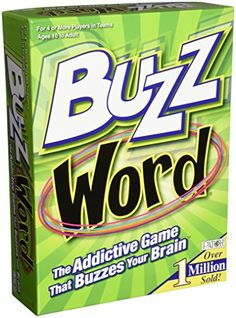 Buzzword  The Addictive Game that Buzzes Your Brain ** Continue to the product at the image link.Note:It is affiliate link to Amazon.