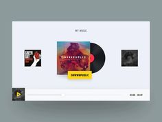 Music App For Tv/Pad by Xer.Lee