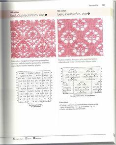 Gorgeous knitting graph pattern Альбом«Graziausi mezgimo rastai»/самое красивое вязание/. Обсуждение на LiveInternet - Российский Сервис Онлайн-Дневников