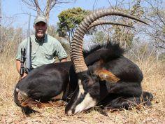 Africa Big Game Hunting trip