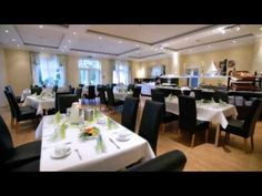 Strandhotel Plau - Plau am See - Visit http://germanhotelstv.com/stramdhotel-plau Located just metres from the sandy lakeside beach this hotel overlooks the Plauer Lake 2 km from Plau am See. It features a private pier bowling alley spa facilities with a pool and free parking. -http://youtu.be/ePTWc-VIhSY