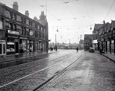 Knowsley Road Bootle where my family are from and my mum was born