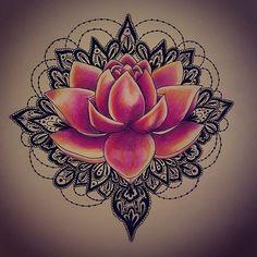 63 New Ideas For Tattoo Arm Sleeve Ideas Lotus Flowers Mandala Tattoo – Top Fashion Tattoos Lotus Tattoo Design, Lotus Mandala Tattoo, Flower Tattoo Designs, Tattoo Flowers, Lotus Flower Tattoos, Watercolor Lotus Tattoo, Finger Tattoos, Body Art Tattoos, Sleeve Tattoos