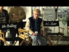 The Unauthorized Saved by the Bell Story sneak peek clip of cast photo shoot