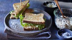 Recette sandwiche canapé club