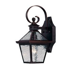 Outdoor Wall and Porch Lights 94939: Acclaim Lighting Bay Street 1-Light Outdoor Wall Lantern -> BUY IT NOW ONLY: $79.99 on eBay!