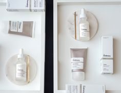 The Ordinary is probably a brand you've heard of as they're getting pretty big now. I even hear they've opened a shop in Spitalfields Market! I haven't been by the shop yet as I ordered my products from ASOS but I can't wait until I'm next in the area as I'd love to pick up some of their foundations.
