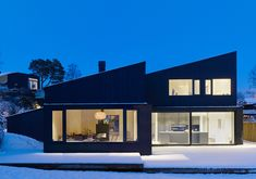 Öjersjö-House / Bornstein Lyckefors Architects