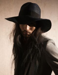 Willy Cartier ( Long Hair Men )