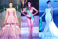 Miss Earth Mexico 2014 Winner is Yarelli Carillo