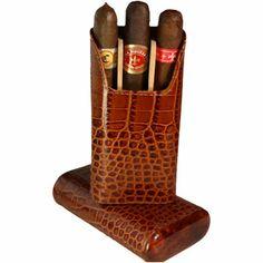** Georgetown Tobacco / Cigar Case Cigar Art, Cigar Cases, Cigar Accessories, Cigar Room, Gq Men, Cigars, Smoking, Fat, Mens Fashion