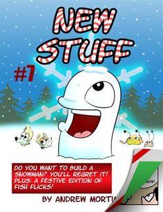 New Stuff   New Stuff #7 (Christmas Bumper Editi…   MagCloud