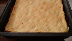 Prajitura frageda cu mere (DE POST) - Rețete Papa Bun Sweets Recipes, Cornbread, Ethnic Recipes, Food, Sweets, Millet Bread, Essen, Meals, Yemek
