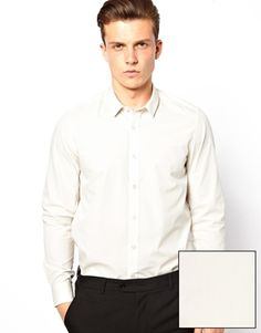 Buy ASOS Smart Shirt at ASOS. With free delivery and return options (Ts&Cs apply), online shopping has never been so easy. Get the latest trends with ASOS now. Asos Men, Latest Trends, Shirt Dress, Mens Tops, Shirts, Shopping, Dresses, Fashion, Dress Shirt