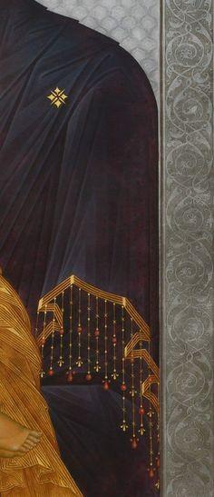 Religious Icons, Religious Art, Madonna, Icon Clothing, Byzantine Icons, Art Icon, First Art, Orthodox Icons, People Art