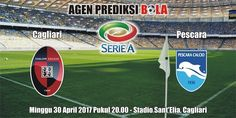 Prediksi Cagliari vs Pescara 30 April 2017