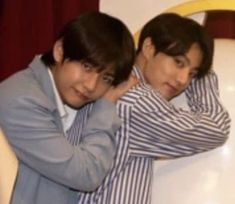 "taekook 💭 on Twitter: ""In lieu with ARDY today, never forget 2018 radio disney taekook 💜… "" Taekook, Find Image, Taehyung, Kpop, Couple Photos, Couples, My Love, Mens Tops, Beauty"