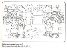 de ark van stip naar stip