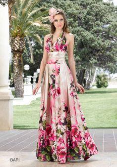 Rosa Rueda colección 2016 - ENTRENOVIAS - Elegant Dresses, Pretty Dresses, Lace Dresses, Beautiful Dresses, Casual Dresses, Girls Dresses, Formal Dresses, Short Dresses, Bridesmaid Dresses