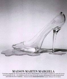 Glass Slipper | Ella keeps the glass slipper in her pocket as a souvenir