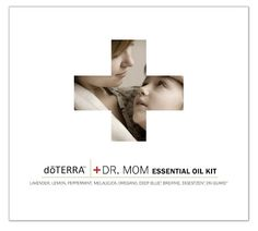 dōTERRA's Dr. Mom Kit–Because Mom Knows Best! | dōTERRA Blog