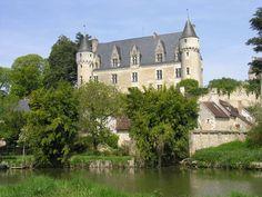 Castle of Montrésor - France