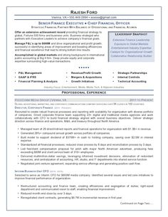 Chief Financial Officer Sample Resume Unique 8 Best Sales Resume Tips Images On Pinterest  Resume Tips Job .