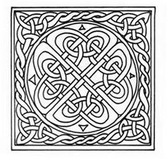 celtic knot patterns