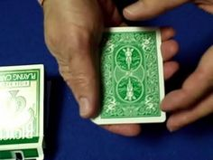 This easy magic trick will show you how to do a simple card trick and teach your friends not to make assumptions. The Trick: You happen to be in a room with a group of friends and a pack of cards. Here's how to make some easy mone Cool Card Tricks, Magic Card Tricks, Easy Magic Tricks, Card Tricks Revealed, Learn Magic, Sleight Of Hand, Magic Show, Free Cards, How To Make Notes
