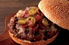 Check out this delicious recipe for Spicy Jalapeño and Bacon Cheeseburgers  from Weber—the world's number one authority in grilling.