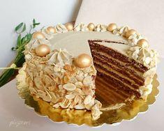 Romanian Desserts, German Desserts, Creme Caramel, Tiramisu, Cooking Recipes, Pie, Ice Cream, Sweets, Cookies
