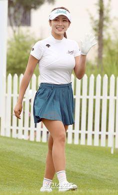 Women Golf, Ladies Golf, Sports Women, Kia Motors, Sports Stars, Korea, Running, Lady, Skirts