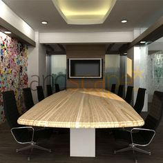 Modern conference room   Conference rooms   Pinterest   Conference ...