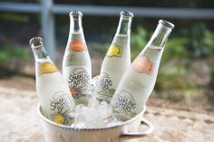 Sparkling Bitters Water