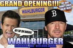 Wahlburgers is Expanding... To Toronto?