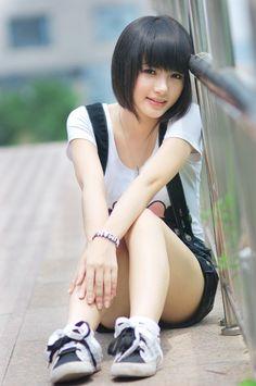 水果般甜美_妹纸控 beautiful, girl, lady, pretty, lovely, chic, chique, kawaii, cute, beauty, beautiful people, ulzzang, asia, asian