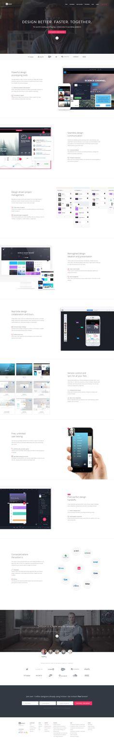 InVision app website - http://www.invisionapp.com/
