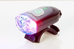 Bike Headlights - C3Sports 879001 Police Bike Light WigWag Flash Mini Pursuit Daylight Visible RedBlue ** Read more reviews of the product by visiting the link on the image.