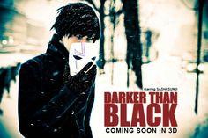 Darker Than Black cosplay