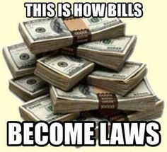 Bills to laws