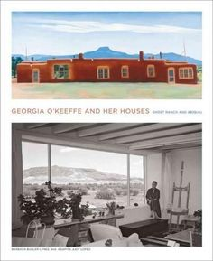 Georgia OKeeffes two houses in New Mexicoat Abiquiu and Ghost Ranchare essential elements in her paintings, but their history has never before been detailed. Quoting liberally from the artists letters