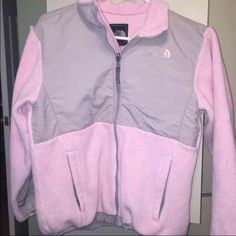 Girls L North Face Has been worn, it is still in pretty good condition- no holes or stains. Minimal pilling. I got a new one for Valentine's Day. If you are a women's XS this should fit you. The North Face Jackets & Coats Utility Jackets