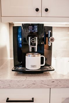 The Jura coffee machine is THE BEST coffee maker on the market. Read on for why it's worth the price tag, and find out how you can find one for less! Coffee Maker Reviews, Best Coffee Maker, Drip Coffee Maker, Coffee Shop, Coffee Coffee, Jura Coffee Machine, Home Espresso Machine, Automatic Espresso Machine, Cappuccino Maker
