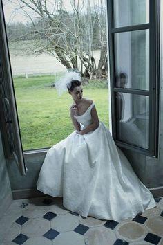 Cymbeline Wedding Dress BERLIOZ #weddingdress