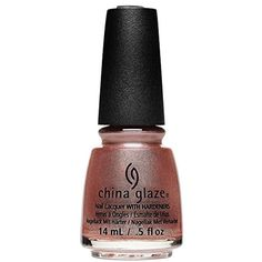 Rank & Style - China Glaze Micro Mini Nail Lacquer with Hardeners in As Good As It Glitz #rankandstyle